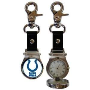 Indianapolis Colts Clip On Watch   NFL Football   Fan Shop