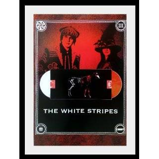 Jack White and Jimmy Page Poster   Guitar World Promo