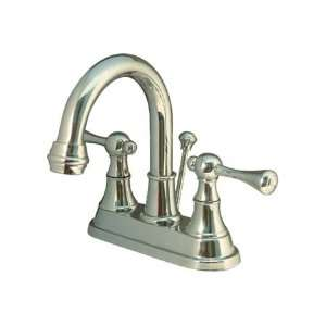 Kingston Brass KS3665BL English Country Two Handle Lavatory Faucet