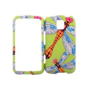 LG OPTIMUS M DRAGONFLY HARD PLASTIC COVER CASE PROTECTOR