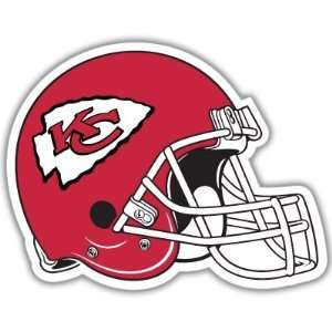 Kansas City Chiefs NFL Football bumper sticker 5x 4 Automotive
