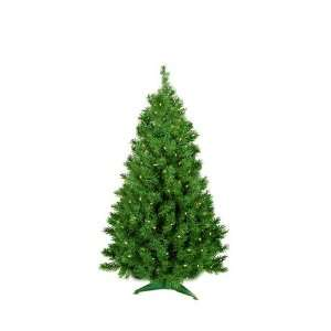 5 Colorado Spruce Pre Lit Artificial Christmas Tree