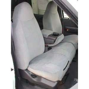 Exact Seat Covers, F249 V7, 2000 2001 Ford F150 40/60 Split Seat with