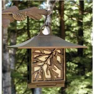 Products Nuthatch Suet Bird Feeder   Moss Green Patio, Lawn & Garden