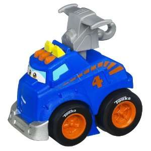 Tonka Chuck Racing Friends   Handy The Tow Truck Toys & Games