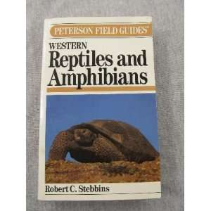 Guide to Western Reptiles and Amphibians (Peterson Field Guide Series