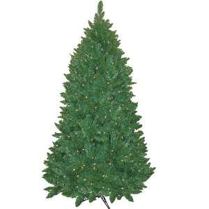 Pine Artificial Christmas Tree   Warm White F5 Lights