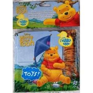 Winnie the Pooh Bathtime Bubble Book Toys & Games