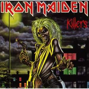 Killers Iron Maiden Music