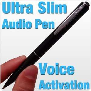 hr Voice Activated Recorder Pen Spy Voice Recorder MQ77 Electronics