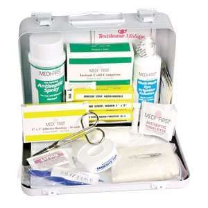 First Aid Kit Medique Standard Vehicle First Aid Kit   78