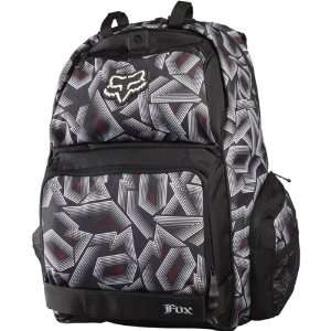 Fox Racing Cyborg Mens Outdoor Backpack   Color White