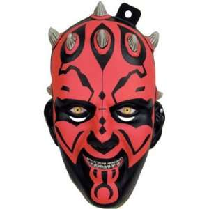 Basic Darth Maul Mask   Kids Star Wars Mask Toys & Games